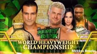 WWE Money In The Bank 2013 - Full Match Card [FULL HD]