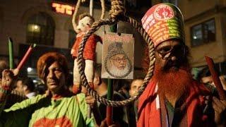 Motiur Rahman Nizami: Bangladeshi leader hanged