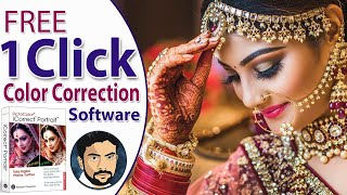 How To Color Correction of Wedding Photography Within Just One Click