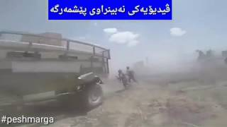 Peshmarge Kurdistan This Video Is Not Hollywood Movie This The Truth with ISIS