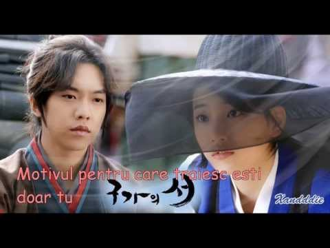 4Man-Only You (Gu Family Book ost)-with romanian subtitle