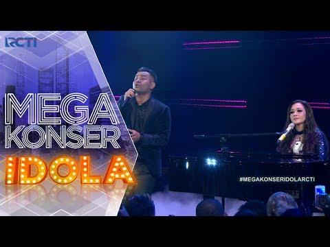 "MEGA KONSER IDOLA - Maia feat. Judika ""Salahkah Aku Mencintaimu"" [28 November 2017]"