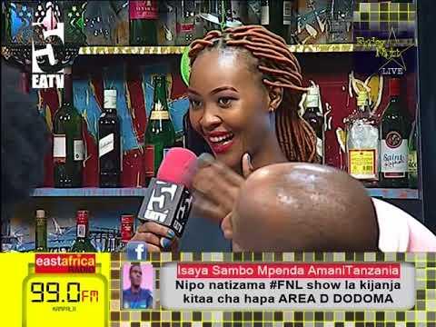 FRIDAY NIGHT LIVE - Linah Sanga 'Wengi walinishauri vibaya kuhusu ujauzito wangu'