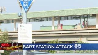 Woman Brutally Beaten Near Bay Fair BART Station