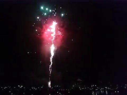 Pesta Kembang Api Tahun Baru Di TMII - Jakarta (Part 2)