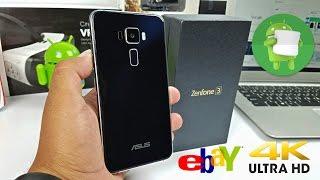 Asus Zenfone 3 ZE520KL - USA 4GLTE - 4K Cam - 3GB/32GB - OS 6.0.1 - Fingerprint!