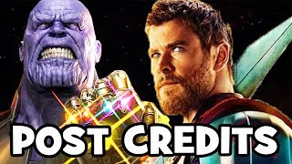Thor Ragnarok POST-CREDITS Scenes Explained