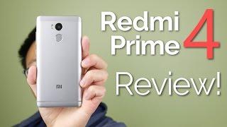 Xiaomi Redmi 4 Prime Review - Giveaway (Xiaomi Redmi Note 4X)