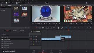 DaVinci Resolve Free Video Editor
