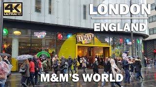 M&M's World, London [4K]