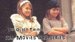 Olsen Twins: All Movies & Series [Part 1]