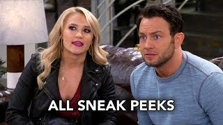 "Young & Hungry 5x13 ""Young & Communication"" / 5x14 ""Young & Handsy"" All Sneak Peeks (HD)"