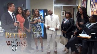 Richard is Back in Business   Tyler Perry's For Better or Worse   Oprah Winfrey Network