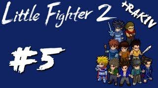 Little Fighter 2 #5 - Epischer Battle Mode mit Rakiv [Firen] [Gameplay] [+Rakiv]