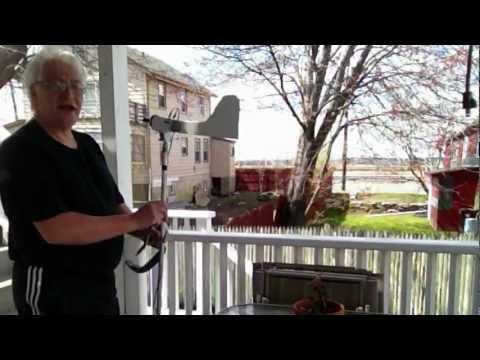 como hacer un generador eolico