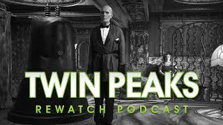 Twin Peaks S3 Ep. 8 Discussion (Twin Peaks Rewatch Podcast)
