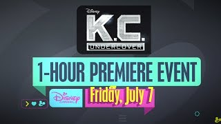 Season 3 Tease | K.C. Undercover | Disney Channel