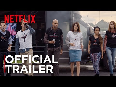Friends From College | Official Trailer [HD] | Netflix