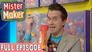 Mister Maker - Series 1, Episode 4   FULL EPISODE