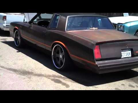 Referee certified LS1 6speed 85 SS montecarlo