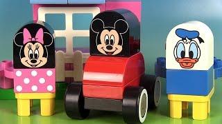 Lego Seau de Mickey Mouse et ses amis Duplo Jeu de construction Blocs