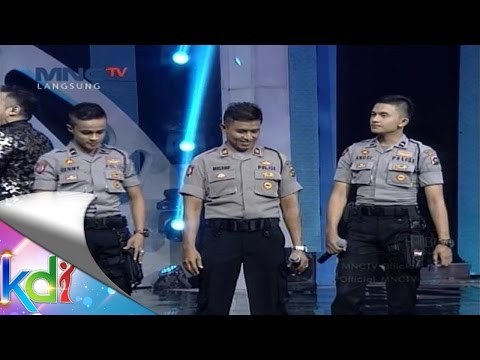 Polisi Polisi Kece Jago Nyanyi - KDI Meet Idol (78)