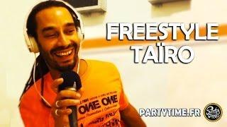 TAÏRO - Freestyle at PartyTime Radio Show 2013