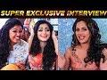 BIGG BOSS Gossips by the FINALISTS   Aishwarya, Janani, Riythvika   NPA 26