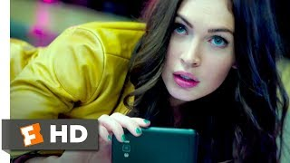 Teenage Mutant Ninja Turtles (2014) - Subway Ninja Attack Scene (1/10) | Movieclips