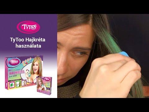 TyToo Hajkréta használata