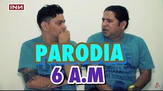 J. Balvin, Farruko 6 AM ft. Farruko   parodia INN la purga
