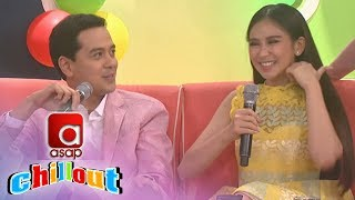 ASAP Chillout: Have Sarah and John Lloyd finally found someone?