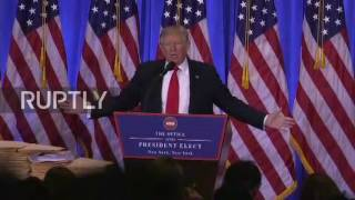 USA: Trump compares US intelligence services to Nazi Gestapo