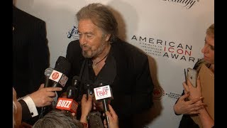 AMERICAN ICON AWARD PRESENTED TO AL PACINO, QUINCY JONES, EVANDER HOLYFIELD