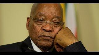 "Jacob Zuma resigns, ""ANC betrayed me."""