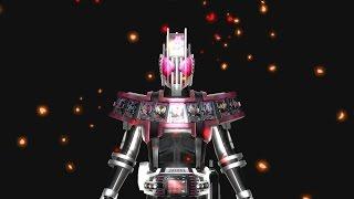 Kamen Rider Battride War Genesis - All Decade Finisher Attack