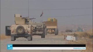 فرار آلاف المدنيين من مدينة تلعفر مع تقدم القوات العراقية