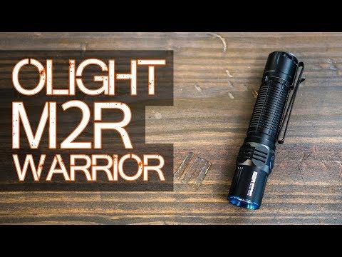 Xxx Mp4 Olight M2R Warrior Is It The ONE EDC Flashlight To Rule Them ALL 3gp Sex
