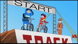 American Dad! Stan and Francine Race
