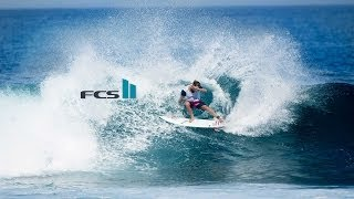 FCS II: Around the World with 4 Fins