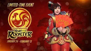 [NEW SEASONAL EVENT] Welcome to the Year of the Rooster!
