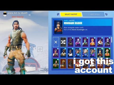 Xxx Mp4 I Put A PASSWORD GRABBER In My Fortnite Name And Got This Account 3gp Sex