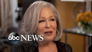 Why Bette Midler says she returned to
