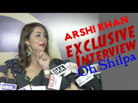 Xxx Mp4 EXCLUSIVE Interview Arshi Khan Reacts On Shilpa Shinde Posting ADULT Video 3gp Sex