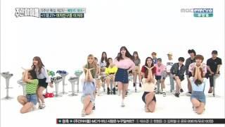 TWICE - Cheer Up 2x Fast dance [ WEEKLY IDOL ]