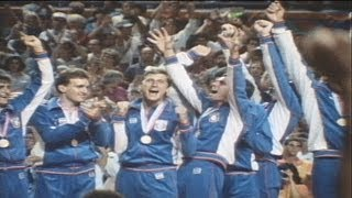 Gold Medal Moments - Karch Kiraly (1984 Olympics)