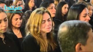البابا تواضروس يترأس قداس جنازة الدكتور مكرم مهنا