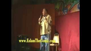 ESLAM The Comic (KAOS Network Show) - ENGLISH