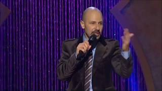 """Middle East Driving Games"" - Maz Jobrani (Brown & Friendly)"