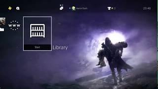 Destiny 2: Forsaken Cayde-6 Free PS4 Theme